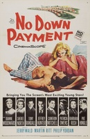 No Down Payment movie poster (1957) picture MOV_4b9639b8