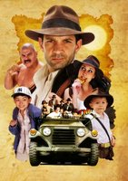 Indyfans and the Quest for Fortune and Glory movie poster (2008) picture MOV_4b97db76