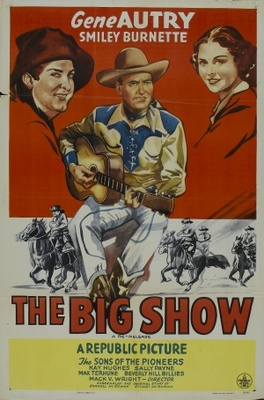 The Big Show movie poster (1936) poster MOV_4b989616