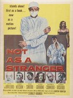 Not as a Stranger movie poster (1955) picture MOV_4b9dd474