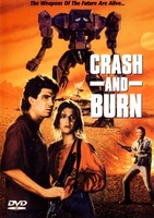 Crash and Burn movie poster (1990) picture MOV_4ba478c3