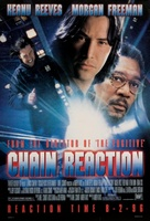 Chain Reaction movie poster (1996) picture MOV_4ba4bf66