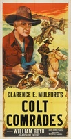 Colt Comrades movie poster (1943) picture MOV_4ba8668f