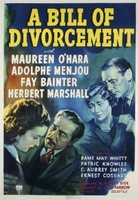 A Bill of Divorcement movie poster (1932) picture MOV_4baf0d51
