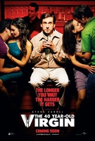 The 40 Year Old Virgin movie poster (2005) picture MOV_4bb4574e