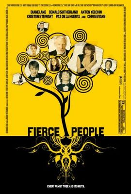 Fierce People movie poster (2005) poster MOV_4bb7fb3b