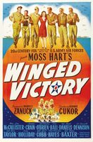 Winged Victory movie poster (1944) picture MOV_4bbce9ba
