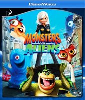 Monsters vs. Aliens movie poster (2009) picture MOV_4bc135bf