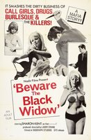 Beware the Black Widow movie poster (1968) picture MOV_4bc1f656