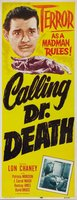 Calling Dr. Death movie poster (1943) picture MOV_4bcd3db2