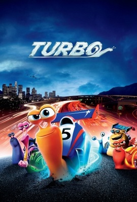 Turbo movie poster (2013) poster MOV_4bd8f950