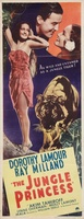 The Jungle Princess movie poster (1936) picture MOV_4bd900ee