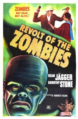 Revolt of the Zombies movie poster (1936) poster MOV_4bd937ab