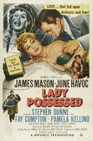 A Lady Possessed movie poster (1952) picture MOV_2b9becca