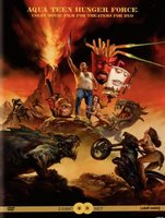 Aqua Teen Hunger Force Colon Movie Film for Theatres movie poster (2007) picture MOV_4bdb8009