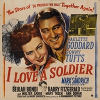 I Love a Soldier movie poster (1944) picture MOV_4bdb82f7