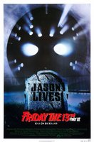 Jason Lives: Friday the 13th Part VI movie poster (1986) picture MOV_4be21757