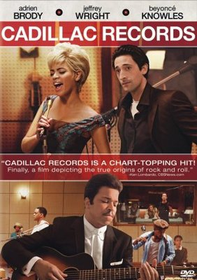 Cadillac Records movie poster (2008) poster MOV_4be37bdc