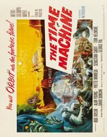 The Time Machine movie poster (1960) picture MOV_4bead714
