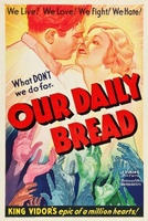 Our Daily Bread movie poster (1934) picture MOV_4bed8eff