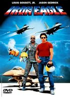 Iron Eagle movie poster (1986) picture MOV_4bf077b4