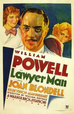 Lawyer Man movie poster (1932) poster MOV_4bf0a879