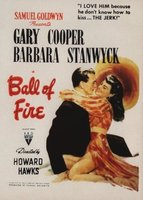 Ball of Fire movie poster (1941) picture MOV_4bf9f232