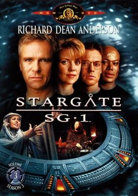 Stargate SG-1 movie poster (1997) poster MOV_4bfedbc1