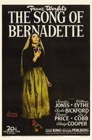 The Song of Bernadette movie poster (1943) picture MOV_4c00a444