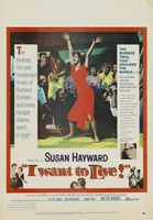 I Want to Live! movie poster (1958) picture MOV_4c0490dd