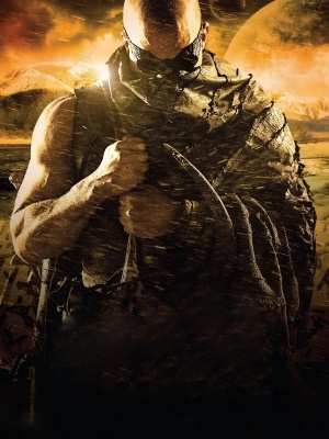 Riddick movie poster (2013) poster MOV_4c0ba662
