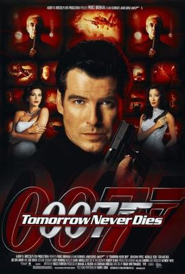 Tomorrow Never Dies movie poster (1997) poster MOV_4c0cbf26