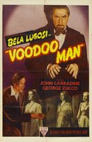 Voodoo Man movie poster (1944) picture MOV_4c0d6c21