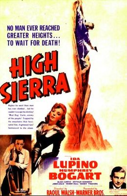 High Sierra movie poster (1941) poster MOV_4c179892