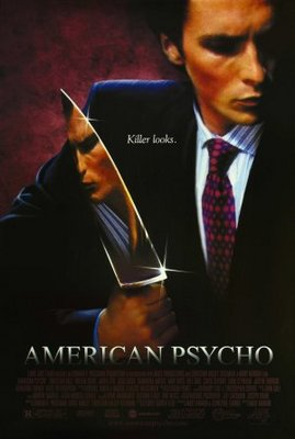 American Psycho movie poster (2000) poster MOV_4c1a730e