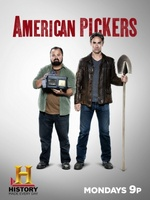 American Pickers movie poster (2010) picture MOV_4c1c6dbe