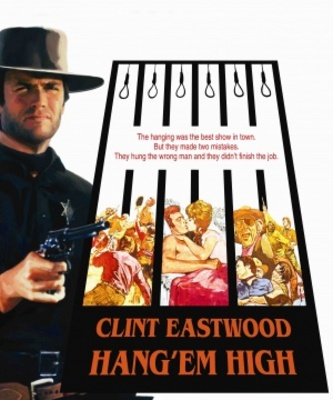 Hang Em High movie poster (1968) poster MOV_4c1e913f