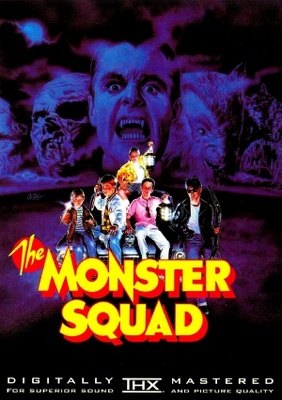 The Monster Squad movie poster (1987) poster MOV_4c26cf7e