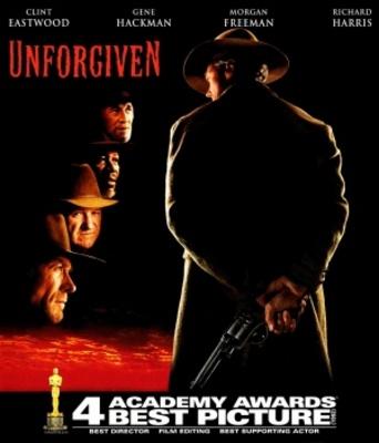 Unforgiven Poster Unforgiven movie poste...