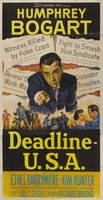 Deadline - U.S.A. movie poster (1952) picture MOV_428b24a5