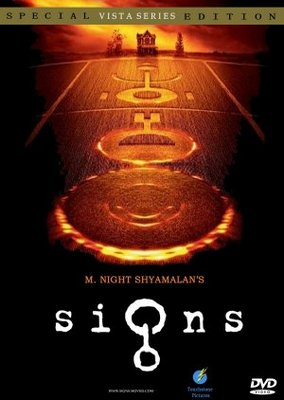 Signs movie poster (2002) poster MOV_4c2b3c6a