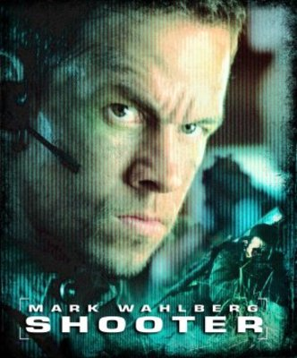 Shooter movie poster (2007) poster MOV_4c2bd895