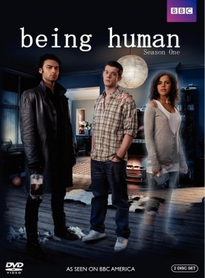 Being Human movie poster (2008) poster MOV_4c2bf50e