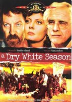 A Dry White Season movie poster (1989) picture MOV_4c37647e