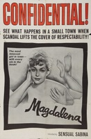 Magdalena movie poster (1960) picture MOV_4c44b38b