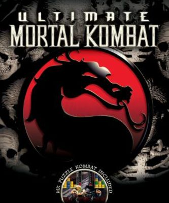 Ultimate Mortal Kombat 3 movie poster (1995) poster MOV_4c452c4c