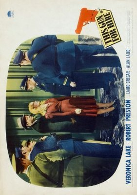 This Gun for Hire movie poster (1942) poster MOV_4c46e45f