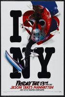 Friday the 13th Part VIII: Jason Takes Manhattan movie poster (1989) picture MOV_4c4c5400