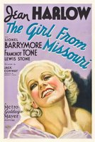 The Girl from Missouri movie poster (1934) picture MOV_4c57f9dd