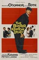 The Buster Keaton Story movie poster (1957) picture MOV_4c58be0a